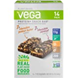 Vega Protein Plus Snack Bar 14 Piece Variety Pack