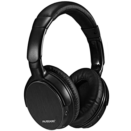 Ausdom M06 Headphones Bluetooth Over The Ear Headset Wireless With
