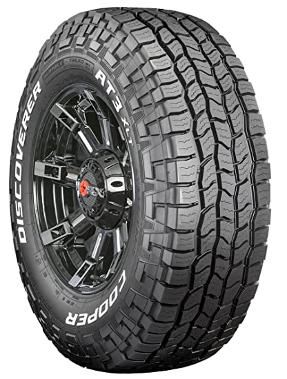 Amazon Com Cooper Discoverer At3 Xlt All Terrain Radial Tire 285