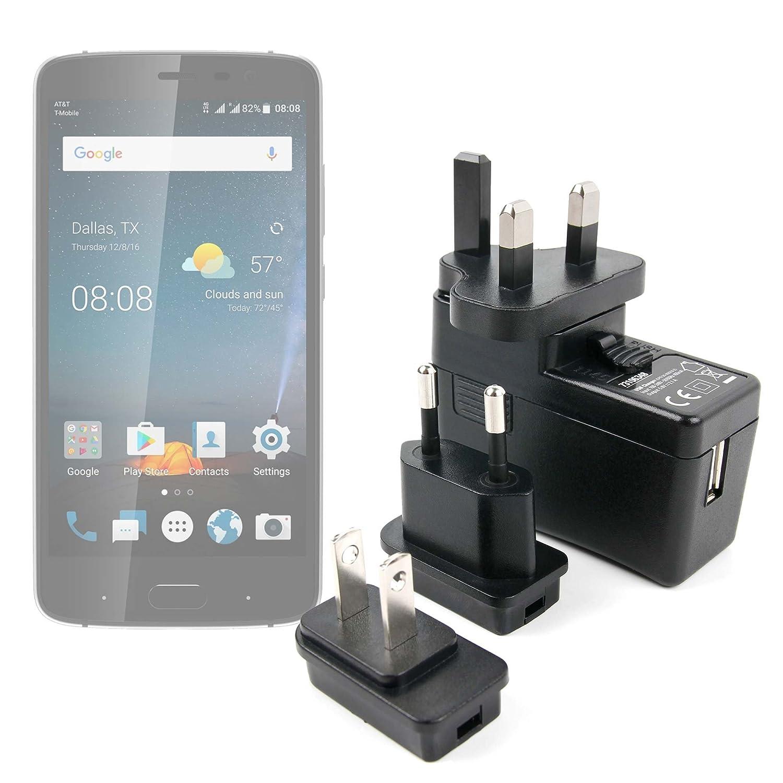 DURAGADGET Kit De Adaptadores con Cargador para Smartphone ...