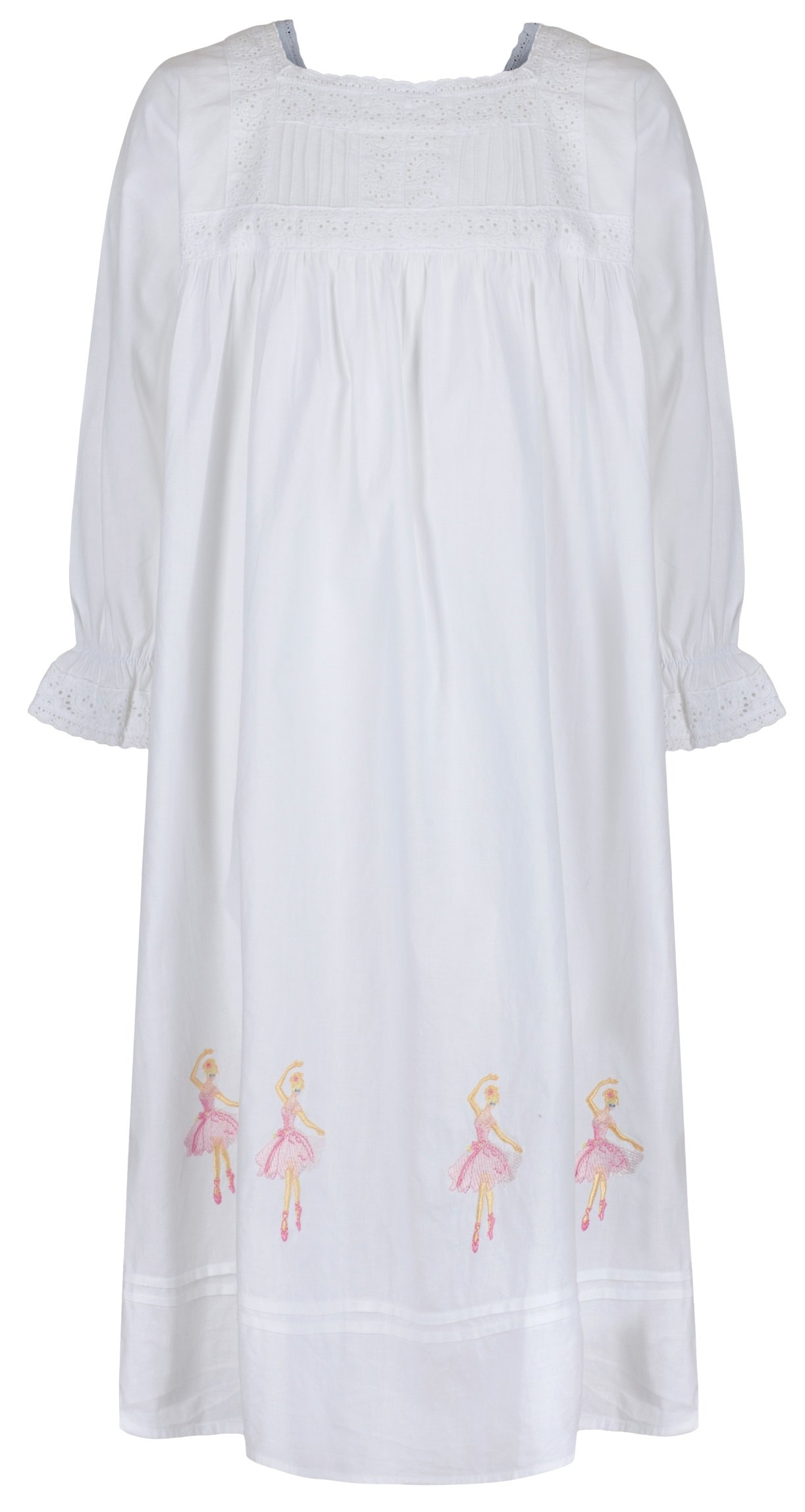 ABClothing Cotton Grils Camicia da Notte Vary Colors 4-14 Anni