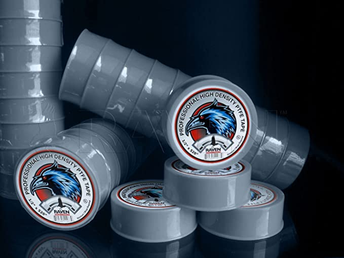High Density Premiu Raven TTC12520G-10 PTFE Thread Seal Tape Professional Grade