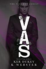 VAS (The V Games Book 3) Kindle Edition