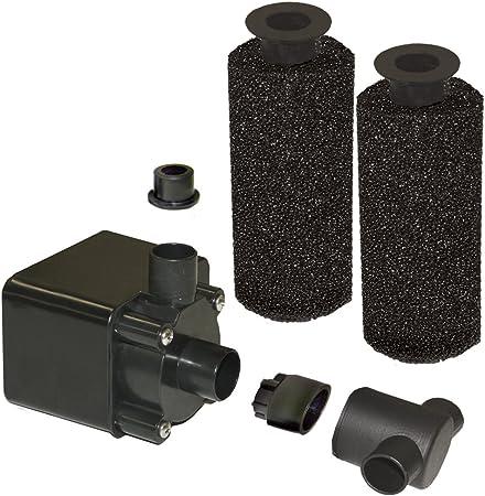 ghdonat.com Aquariums and Waterfalls Black Water Pump for Indoor ...