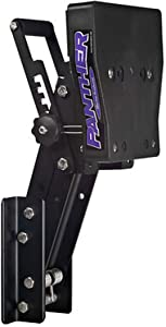 """Panther Marine 55-0410 Auxiliary Outboard 4-Stroke Motor Bracket - 10"""""""