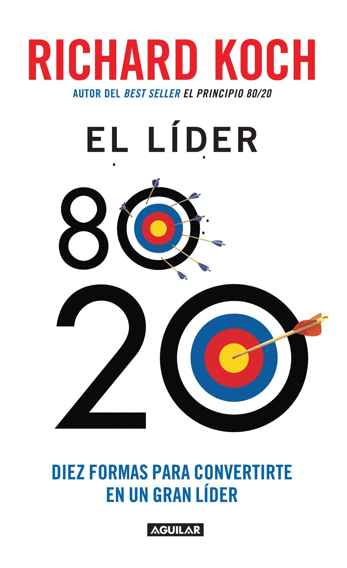 Download El lider 80/20 (Spanish Edition) pdf epub