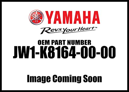 Yamaha OEM Part JW1-K8164-00-00