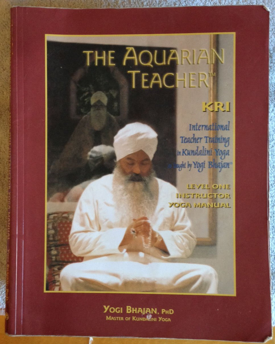 The Aquarian Teacher: KRI International Teacher Training in ...