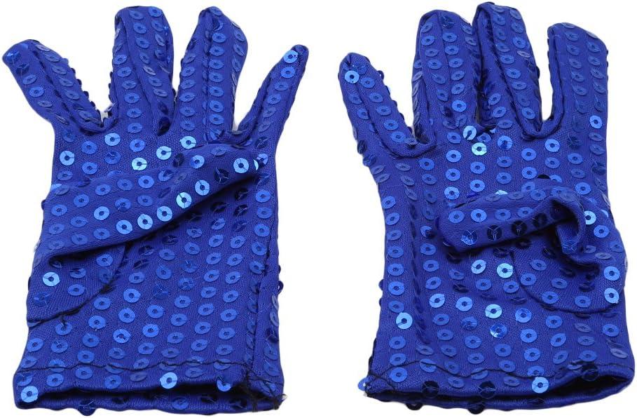 Fancy dress King of Pop Single Handed Glove Michael Jackson