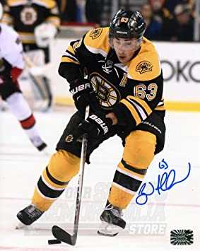Image Unavailable. Image not available for. Colour  Brad Marchand Boston Bruins  Signed Autographed Home Alternate Captain 16x20 a48c22612