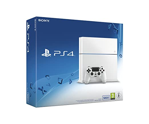 25 opinioni per PlayStation 4 500 Gb C Chassis White