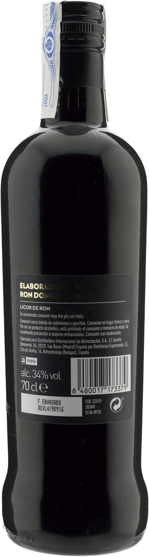 VELERO ron elixir botella 70 cl: Amazon.es: Alimentación y ...