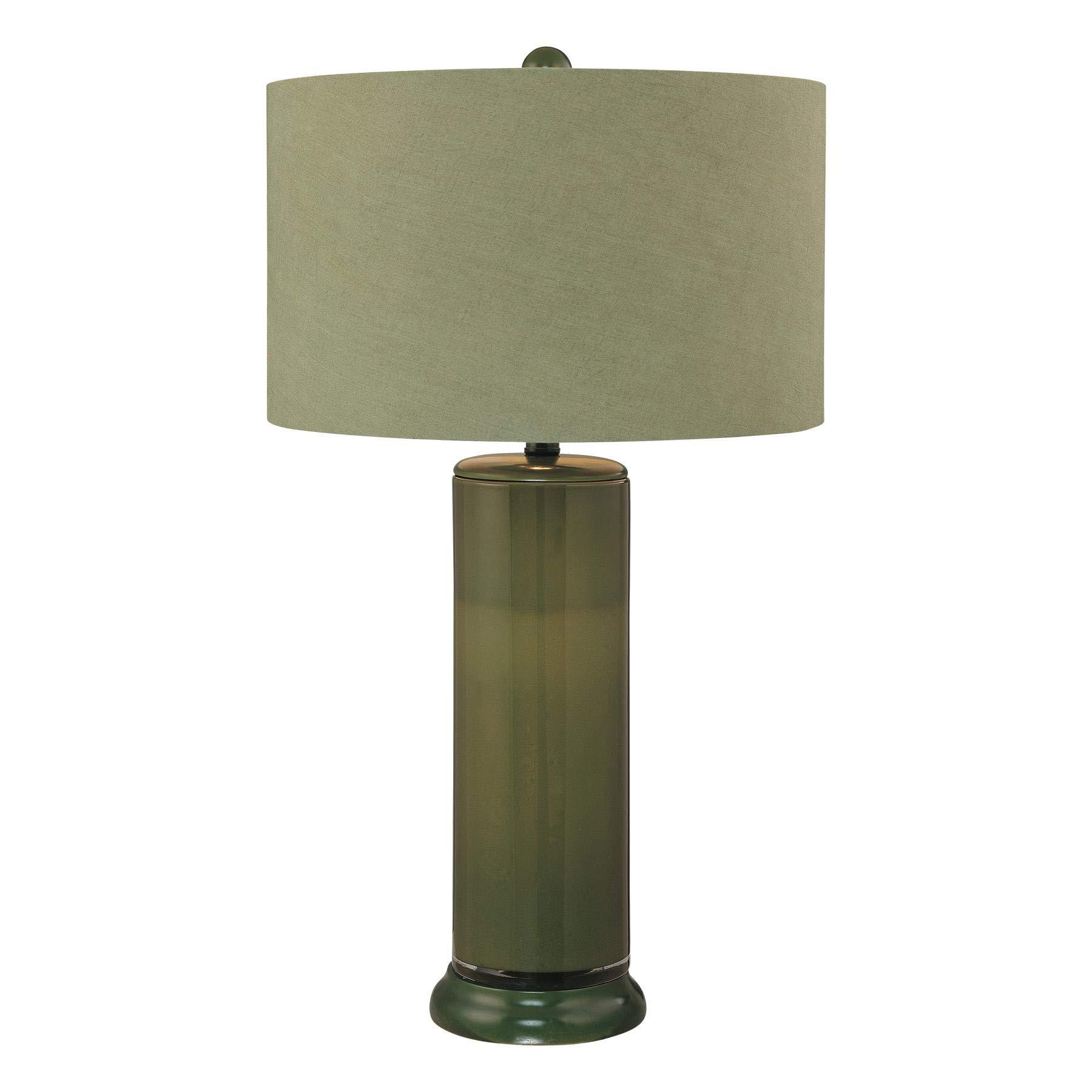Minka Lavery 10865-1 Ambience Table Lamp, 1-Light 150 Watts, Green