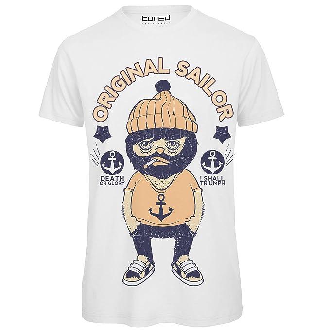 Chemagliette T Shirt Divertente Uomo Maglietta Con Stampa Disegni