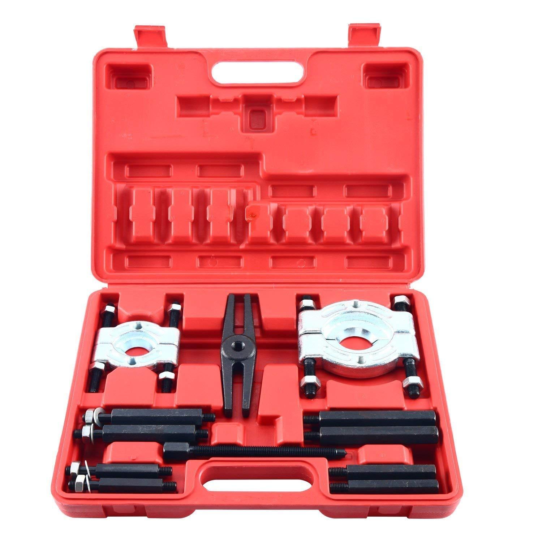 FreeTec Kit estrattori 12 pz per cuscinetti interni ed esterni avantreno sospensioni freebirdtrading