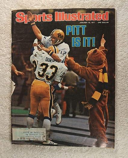608976f04b4 Amazon.com  Tony Dorsett - Pitt Panthers - 1976 National Champions ...