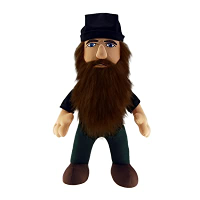 "Duck Dynasty Jase Character 24"" Plush with Sound: Toys & Games"