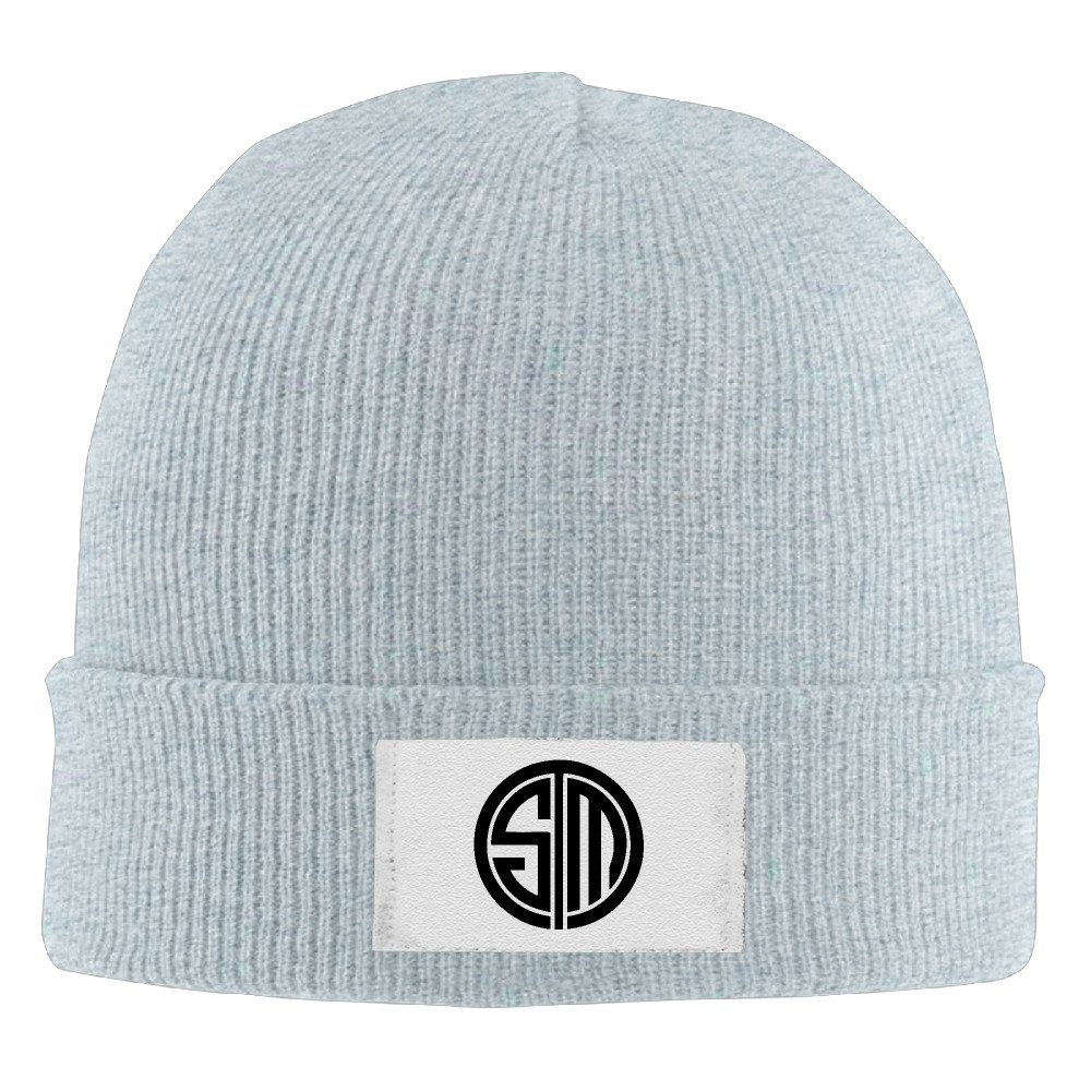 e09069df59e Amazon.com  Unisex Acrylic Knitted Beanie Hat TSM Team Solo Mid Esports  Skull Cap In 4 Colors  Clothing