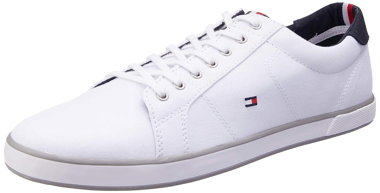 2016 Sneakers Tommy Hilfiger Uomo Scarpe Stringate Nero