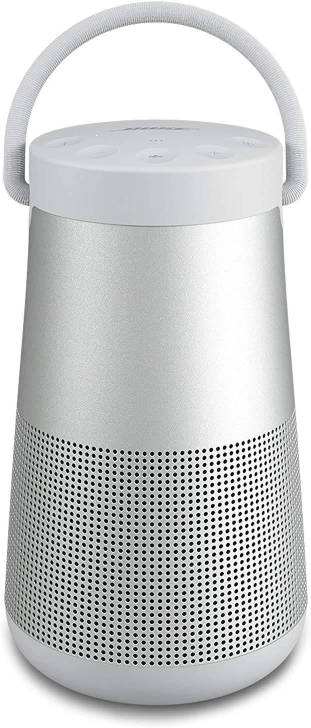 Bose SoundLink Revolve+ - Altavoz portátil con Bluetooth, Color Gris
