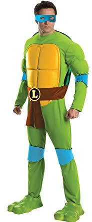 Phrase adult ninja turtle costume not pleasant