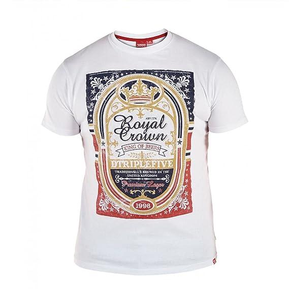 Duke London - Camiseta - camisa - para hombre hkqX1wyV