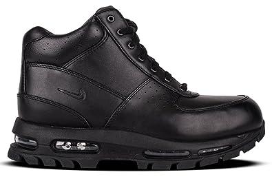 new concept 43626 2d78d ... low cut Nike Air Max Goadome 2013 Mens Boots Black 599474-050 (7.5 D(M  ...