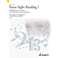 Piano Sight-Reading 1: A fresh Approach (Schott Sight-Reading Series) (English Edition)
