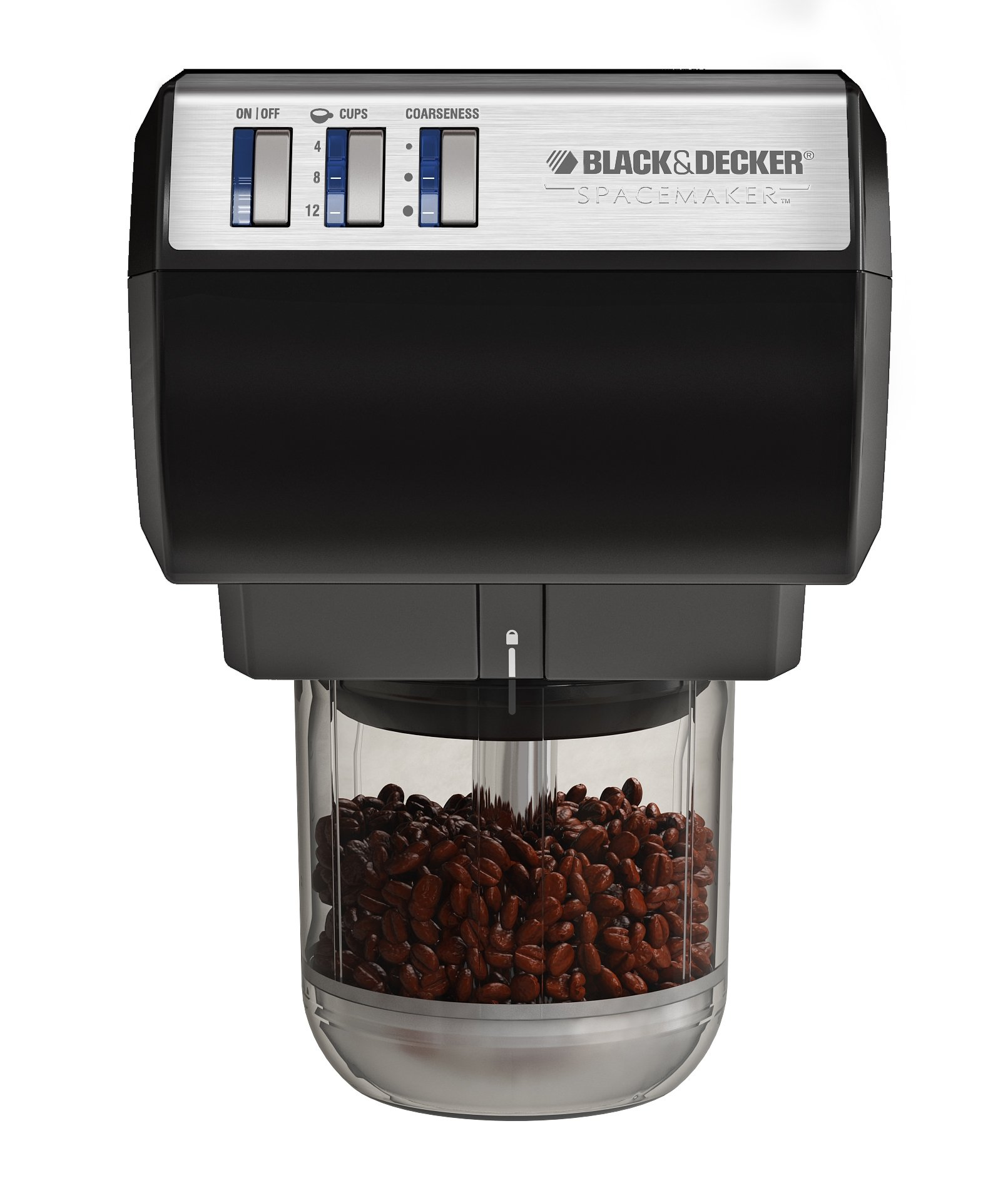 Black & Decker CG700 Spacemaker Coffee Grinder & Chopper by Black & Decker