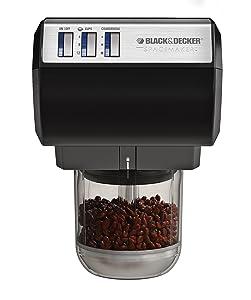 Black & Decker CG700 Spacemaker Coffee Grinder & Chopper