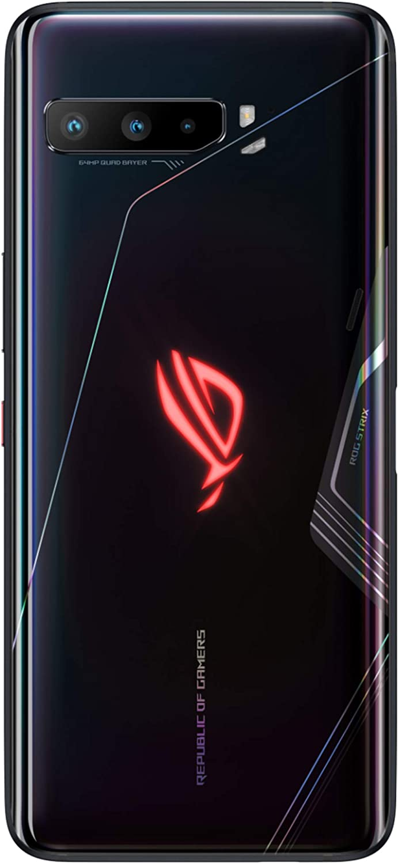 Asus Rog Phone 3 Dual Sim Smartphone 256gb 6 59 Inch Elektronik