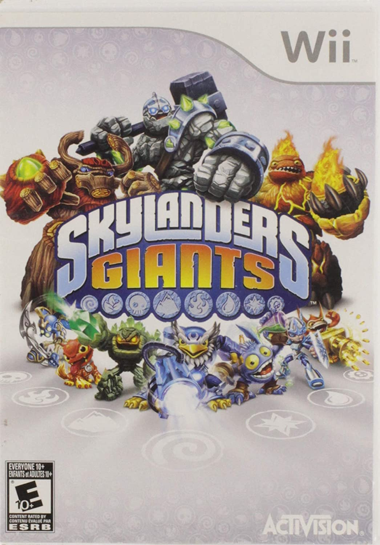 Skylanders Giants - Game Only (Solus) (Wii) [Importación Inglesa]: Amazon.es: Videojuegos