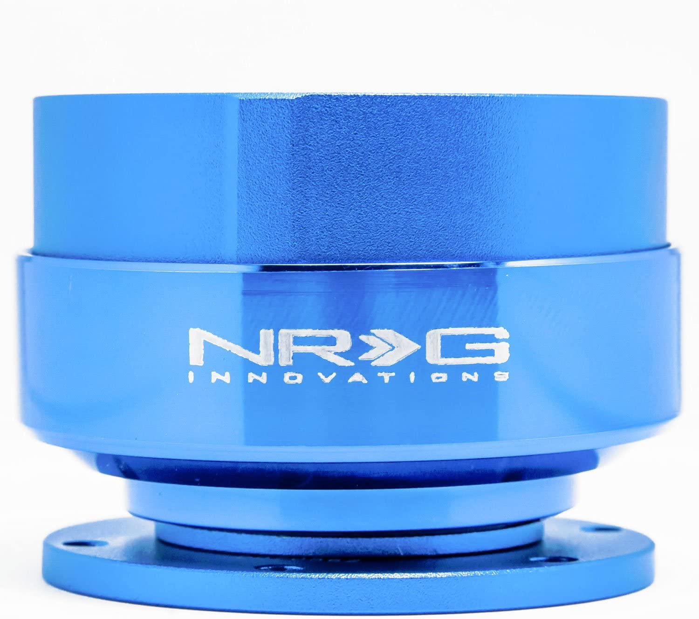 NRG Innovations SRK-200BL Quick Release Blue Body//Blue Ring
