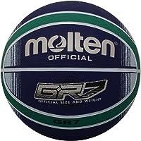 Molten - Balón de Baloncesto (12 Paneles, Goma)