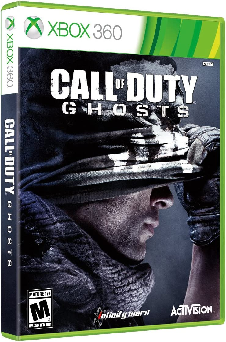 Amazon.com: Call of Duty: Ghosts - Xbox 360: Activision Inc: Video on