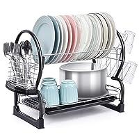 Deals on TOOLF 2-Tier Dish Rack