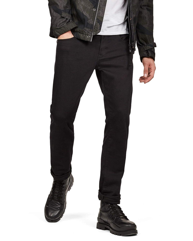 G-STAR RAW 3301 Straight Jeans Vaqueros para Hombre