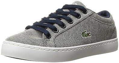 47de021c7 Amazon.com  Lacoste Kids  Straightset Lace 217 2 Shoe (Infant)  Shoes