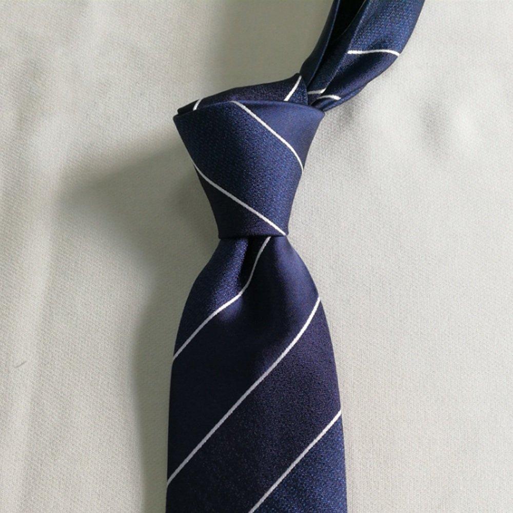 YYB-Tie Corbata Moda Lazo de la Corbata de la Raya de la Corbata ...