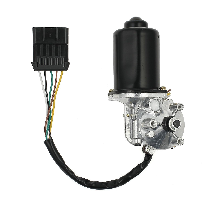 LiNKFOR Wiper Motor 12V Durable Front Wiper Windscreen Motor for Vauxhall ASTRA G Mk4 98-04 OEM Reference 23000826 AT035-ULK-UK