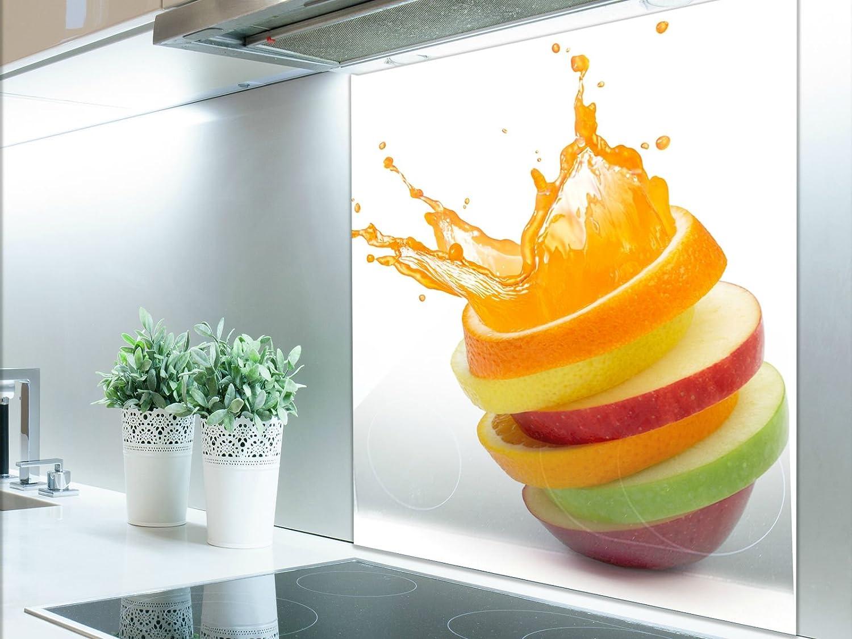 60cm x 75cm Digital Print Glass Splashback Heat Resistant  Toughened 174