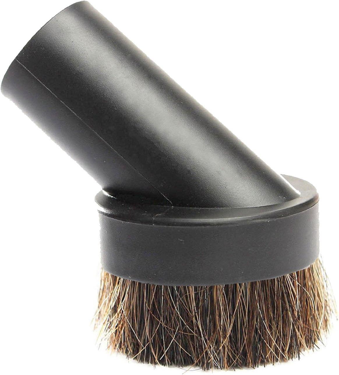 Accesorio para el polvo de SPARES2GO, cepillo redondo con pelo de caballo para aspiradoras Numatic Henry HVR200 (32 mm): Amazon.es: Hogar