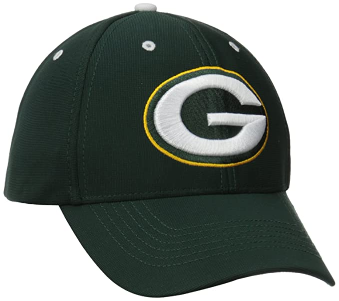 ab75b3587a64ab '47 NFL Green Bay Packers Condenser MVP Adjustable Hat, One Size, Dark Green