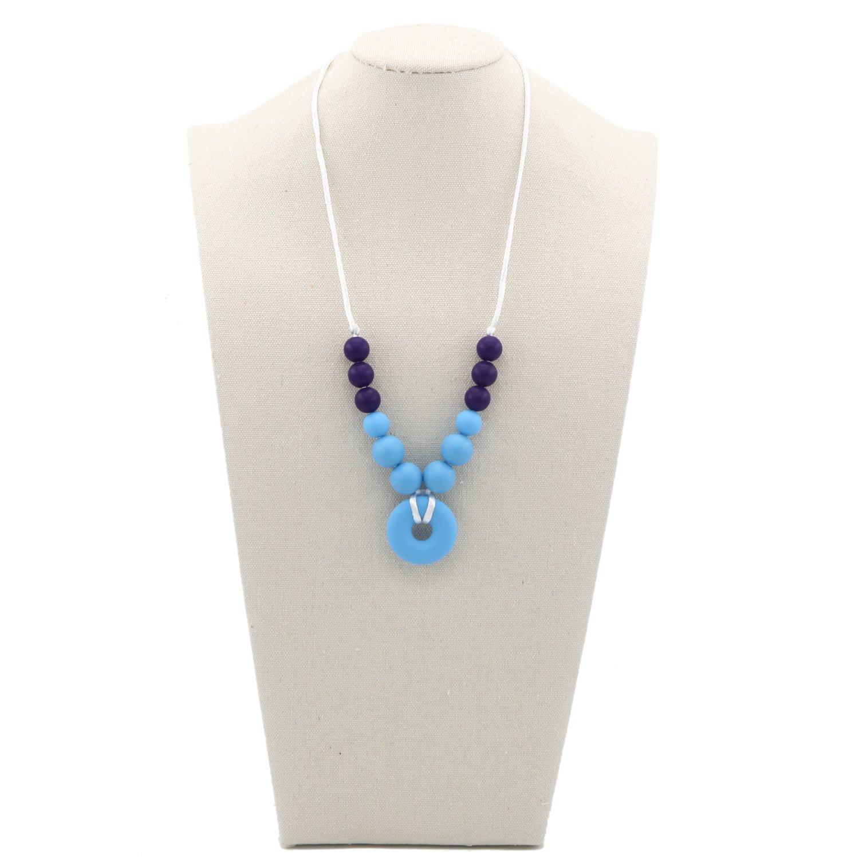 割引発見 Deeyee Happy Baby Teething Baby Silicone Necklace Necklace for Mom,Food-Grade,BPA-Free Chew Beads-Necklace Keeps Your Baby Happy (DY15013) by Deeyee B01CSODAD4, ボード専門店シーズ:42f6f34f --- a0267596.xsph.ru