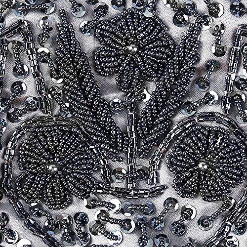Soirée Pochette Perlé Paillettes Perle Mariée Sac D'embrayage Sac De Perlées Grey Sac Pearl Sac Fashion Womens Ladys à De Main Paillettes Sacs Pour FHy7p4xq