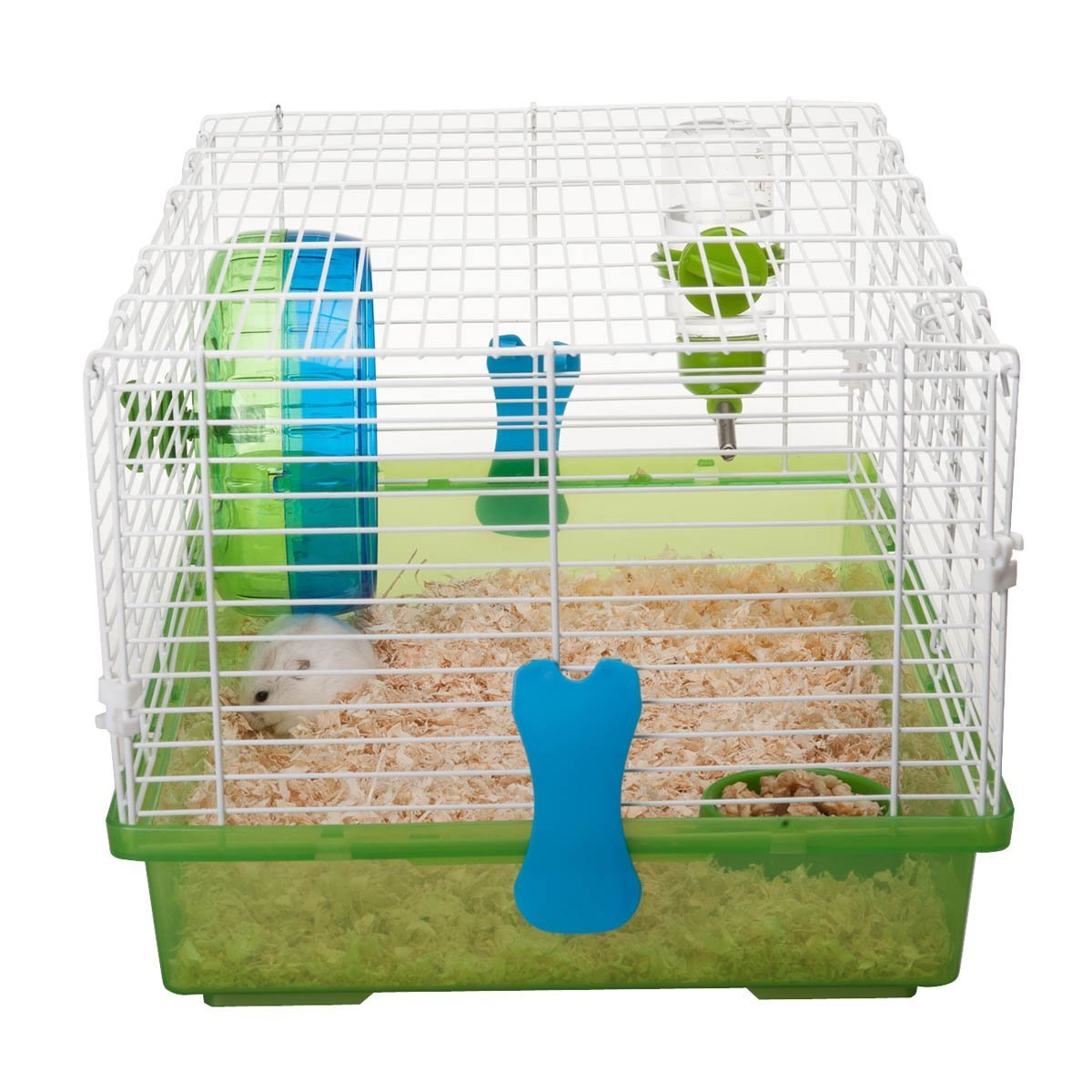 Favorite Small Animal Habitat Hamster Deluxe Pet Cage by Favorite (Image #3)