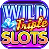 Wild Triple Slots Free 777 Vegas Casino Slot Machines