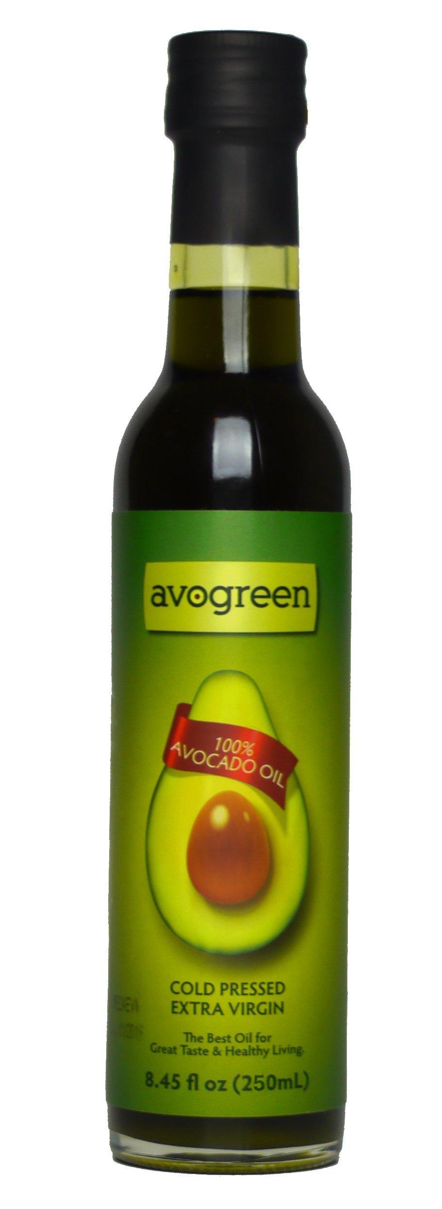 250mL Avogreen Extra Virgin Avocado Oil