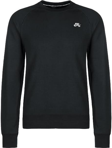 new product coupon codes footwear Amazon.com: Nike SB SB Everett Crew Top Black/White Men's ...