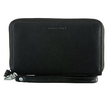 Bodenschatz - Wallet, Carteras Mujer, Schwarz (Black), 2x10x17 cm (W x H D): Amazon.es: Equipaje